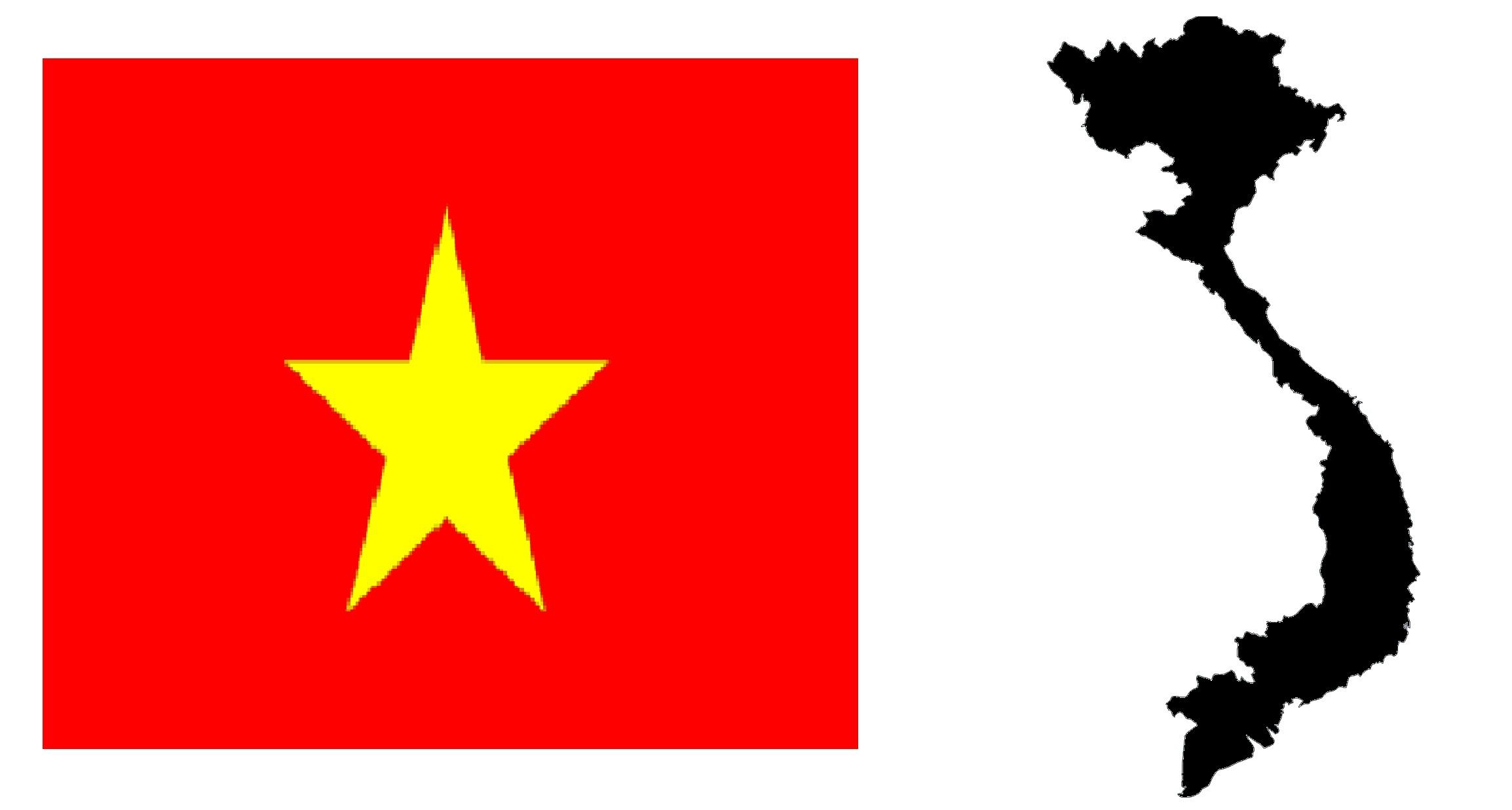 drapeau-et-carte