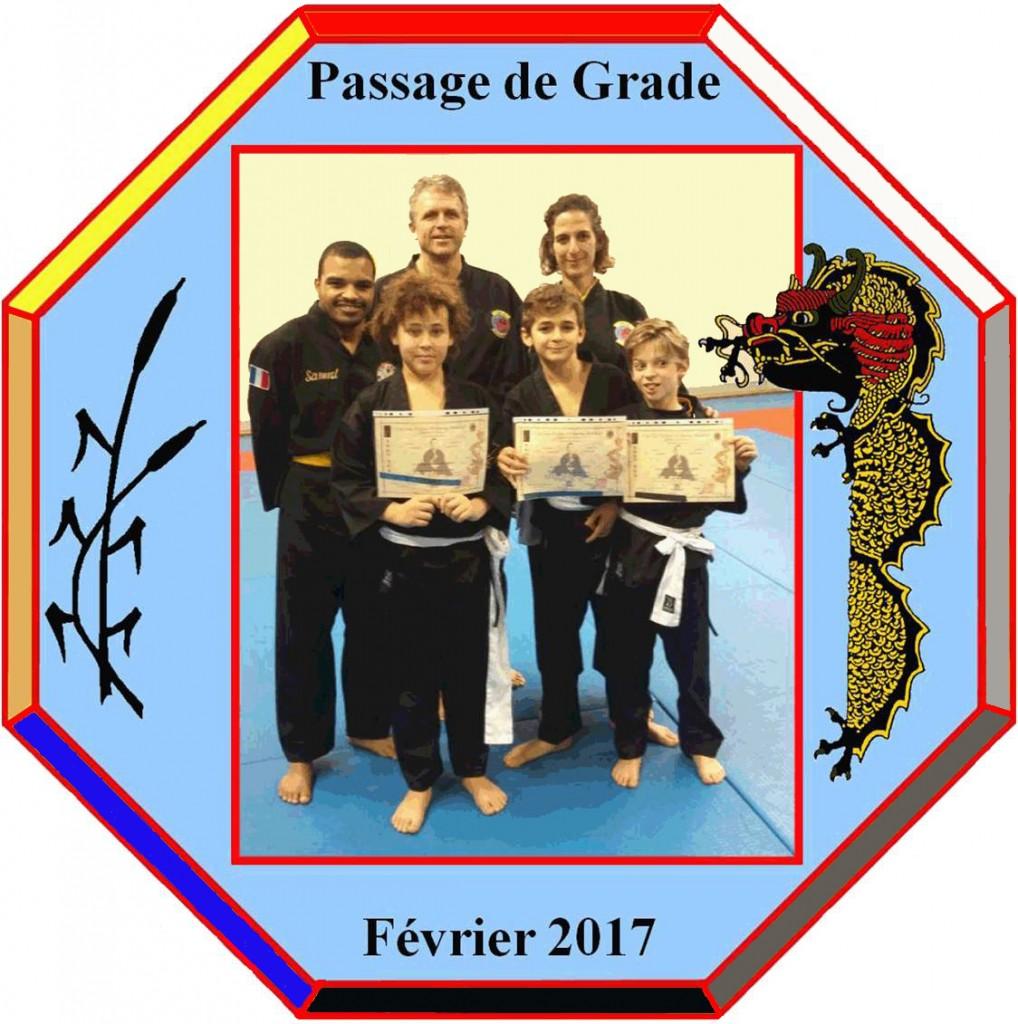Passage Grade Enfants