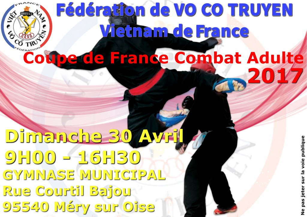 2017-01-Coupe de france Adulte combat